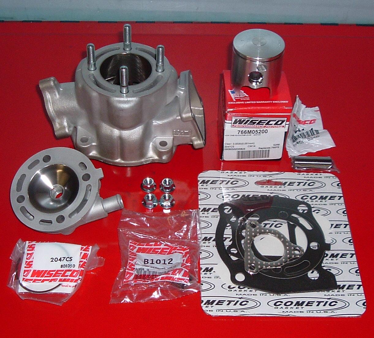Buy big bore wiseco piston kit $442 36   Shop every store on the