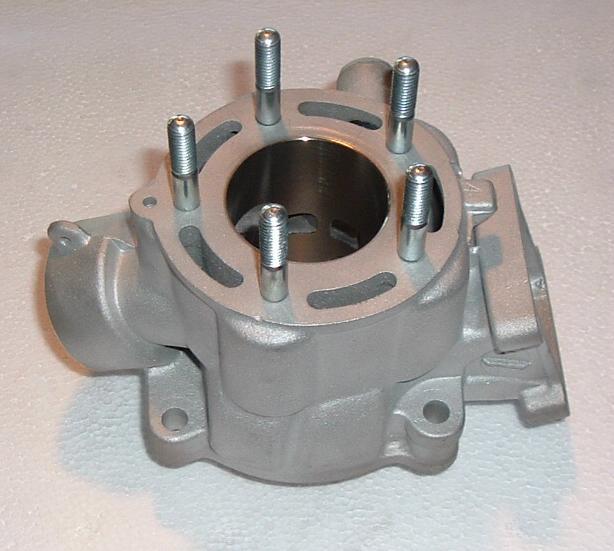 Kawasaki Kx  Cylinder